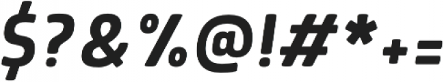 Morl otf (400) Font OTHER CHARS