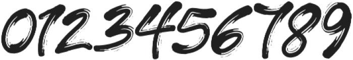 Morrissey otf (400) Font OTHER CHARS