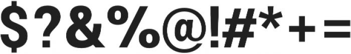 Morton Bold otf (700) Font OTHER CHARS