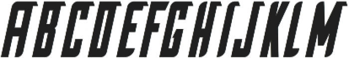 Mosa otf (400) Font UPPERCASE