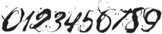 Mosh1 Regular ttf (400) Font OTHER CHARS