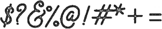 Motherline Block otf (400) Font OTHER CHARS
