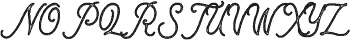 Motherline Block otf (400) Font UPPERCASE