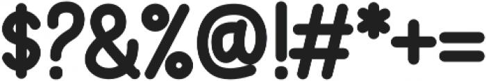 Motherline Sans otf (400) Font OTHER CHARS