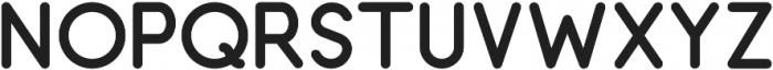 Motherline Sans otf (400) Font LOWERCASE