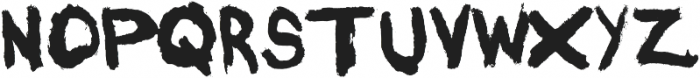 Motor City otf (400) Font LOWERCASE