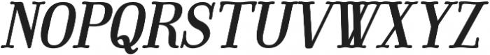 Mount ttf (400) Font UPPERCASE