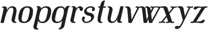 Mount ttf (400) Font LOWERCASE
