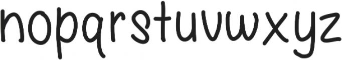 MountainTop ttf (400) Font LOWERCASE