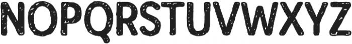 Mozzart Sketch Bold Condensed otf (700) Font UPPERCASE