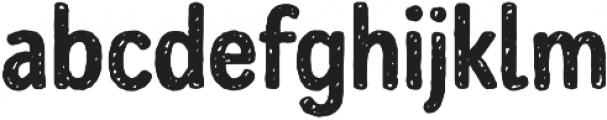 Mozzart Sketch Bold Condensed otf (700) Font LOWERCASE