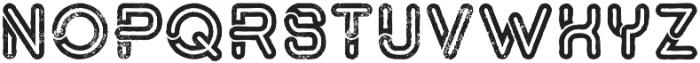 montana bold line Grunge otf (700) Font UPPERCASE