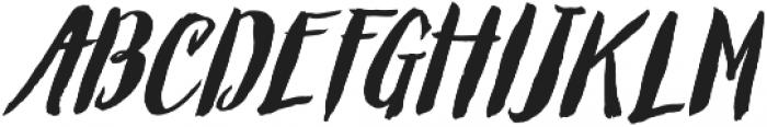 montellia otf (400) Font UPPERCASE