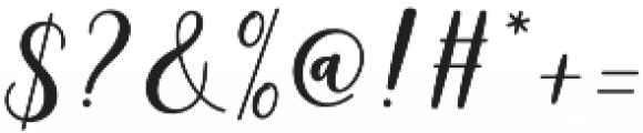 mottona bold Regular otf (700) Font OTHER CHARS