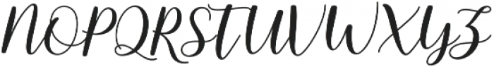 mottona bold Regular otf (700) Font UPPERCASE
