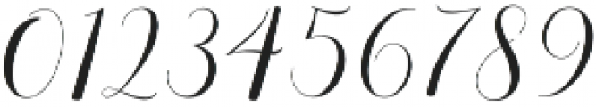 mottona thin Regular otf (100) Font OTHER CHARS