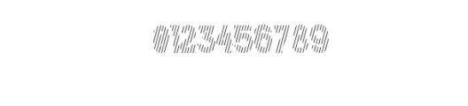 MODULAR-Hatch3.otf Font OTHER CHARS