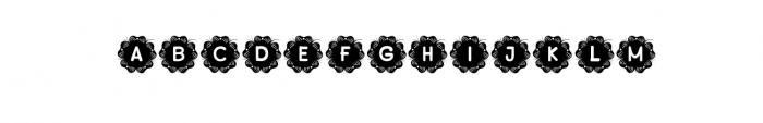 MONOGRAMCARNAVAL.OTF Font LOWERCASE