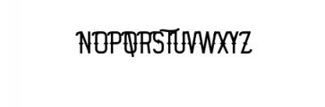 Motopica - Modern Vintage Font Font UPPERCASE