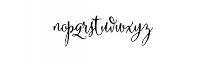 MountizaFont.ttf Font LOWERCASE