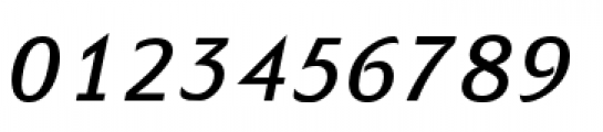 Mondial Plus Normal Italic Caps Font OTHER CHARS