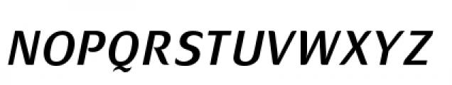 Mondial Plus Normal Italic Caps Font LOWERCASE