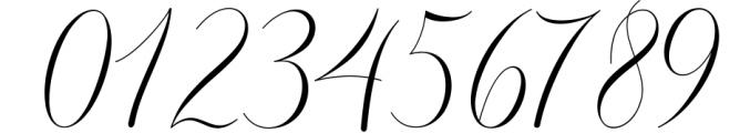 Molandika Script - Elegant Font Font OTHER CHARS