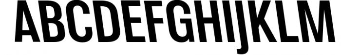 Molde 144 Font UPPERCASE