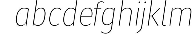 Molecula 12 Font LOWERCASE