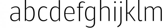 Molecula 15 Font LOWERCASE