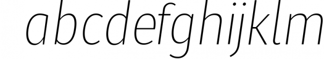 Molecula 2 Font LOWERCASE