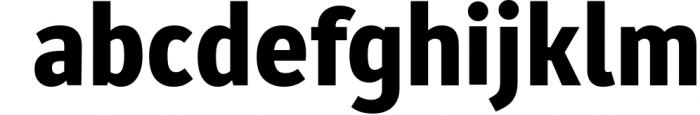Molecula 3 Font LOWERCASE