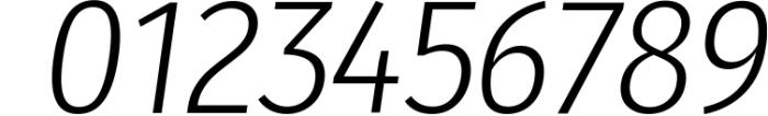 Molecula 6 Font OTHER CHARS