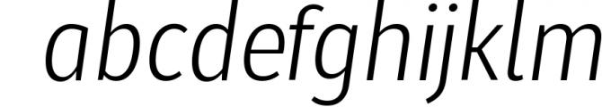 Molecula 6 Font LOWERCASE