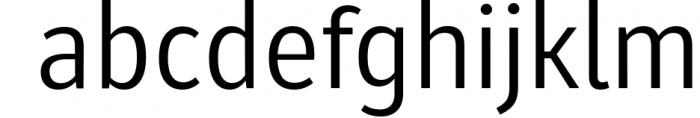 Molecula 8 Font LOWERCASE