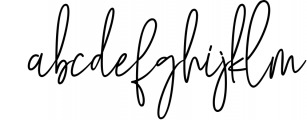 Mollaroid | Signature Font Font LOWERCASE