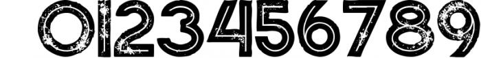 Momoco - Display Font 3 Font OTHER CHARS