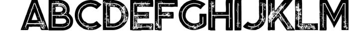Momoco - Display Font 3 Font UPPERCASE