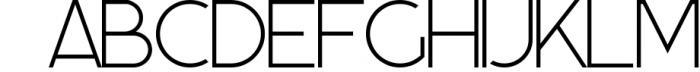 Momoco - Display Font 4 Font UPPERCASE