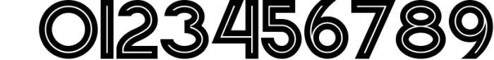 Momoco - Display Font Font OTHER CHARS
