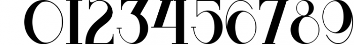 Monophone - Fancy Font 1 Font OTHER CHARS