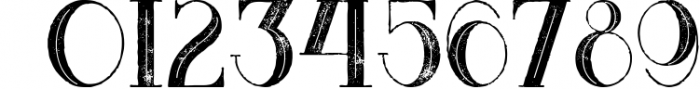 Monophone - Fancy Font 3 Font OTHER CHARS