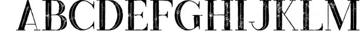 Monophone - Fancy Font 3 Font LOWERCASE