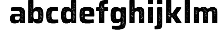 Montara - Sans serif duo Clean+Textured version 1 Font LOWERCASE