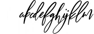 Montreal Script Font Font LOWERCASE