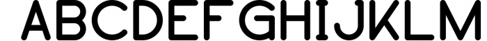 Mooka Powder - font duo Font UPPERCASE