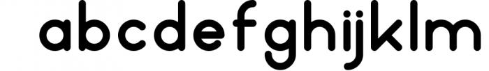 Mooka Powder - font duo Font LOWERCASE