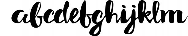Morning Sugar Typeface + Extra ! Font LOWERCASE