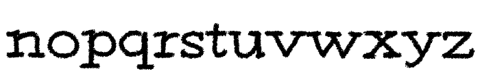 MOA 3 Font LOWERCASE