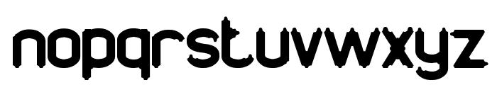 MODERN CRAFT Font LOWERCASE